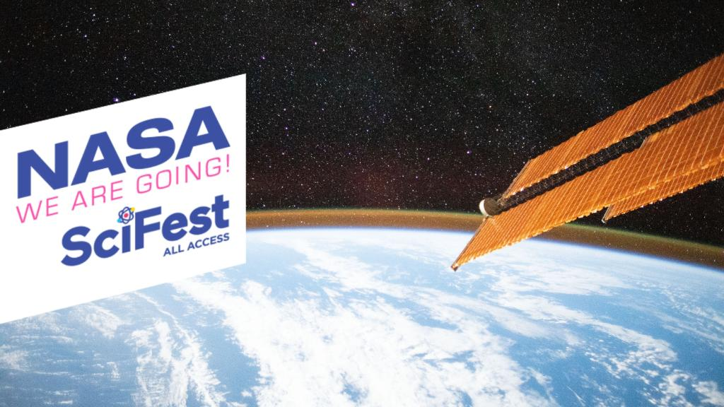 #SciFest isnt over yet! @NASAs speaker series, booths, and resources will be available at @USAScienceFest until October 31st. 🚀 Give us a visit and get your learn on! usasciencefestival.org/scifest-all-ac…