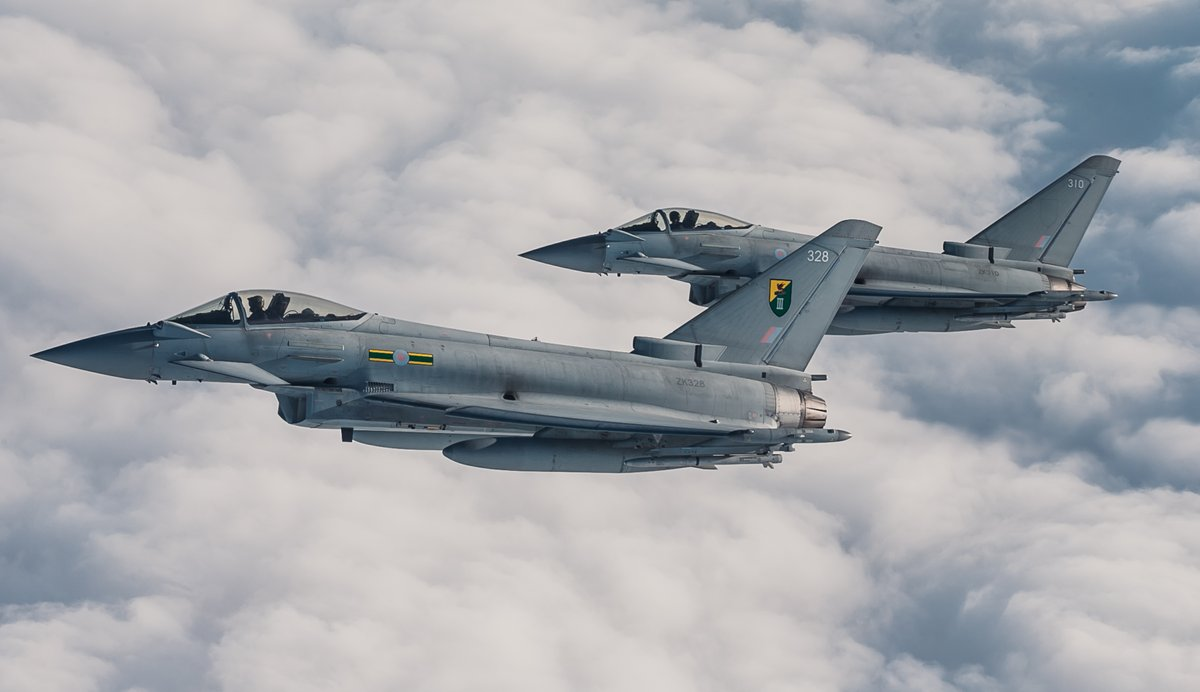 #ExCrimsonWarrior is the largest most complex Exercise the RAF has run in recent years. Over 70 aircraft from the RAF and US including fast jets, multi engine aircraft and helicopters will be operating from RAF stations across the country. Find out more: bit.ly/2T7UKMP