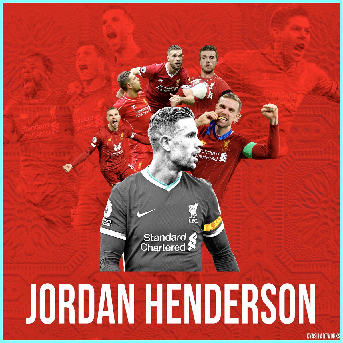 The best successor I could have ever asked for to the greatest captain in Liverpool History! JH14  🔴⚪️JORDAN HENDERSON! #jordanhenderson #hendo #henderson #liverpool #lfc #ajaxvsliverpool #afxvslfc #stevengerrard #gerrard https://t.co/MmkUmr0o5c