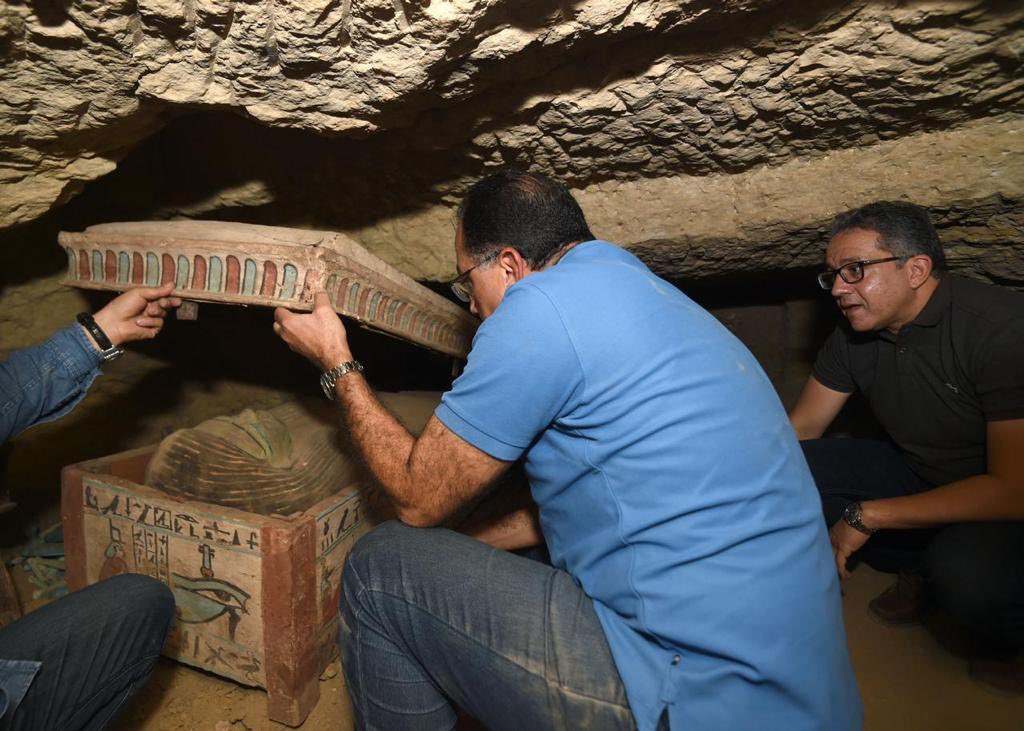 Sumber: Minister of Tourism and Antiquities Egypt