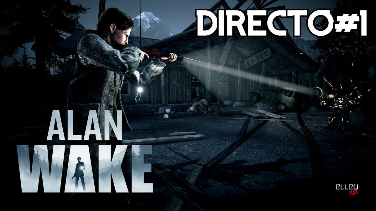 ⚠️Hoy 10 Pm. Alan Wake #1 - XBox One S - Directo SOLO por Youtube ⚠️  Youtube!  https://t.co/FbQxopXQvD  #elleu #alanwake  #xboxones #yaestapagado #gameplay #gameplays #elleuplays #instagamer #streamer #mexico https://t.co/9DeDBcI4MF