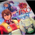 Image for the Tweet beginning: The official #PSO manga. #PhantasyStarOnline #ファンタシースターオンライン