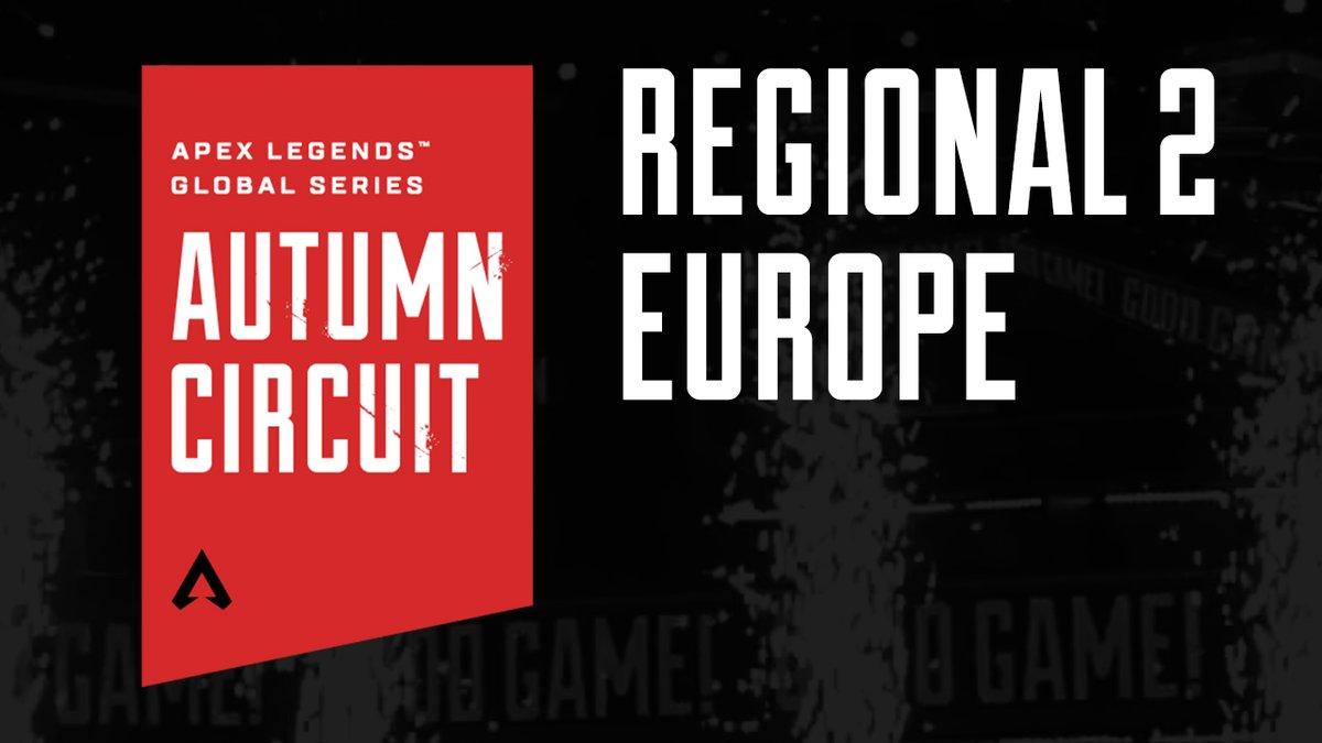 ¡Uníos a nosotros para animar a los participantes del Circuito de otoño de Apex Legends Global Series! 👇🏻  🔴 https://t.co/XChHPC8tzm 🔴 https://t.co/9ehzrFr7SX https://t.co/mSxUA5l2uh