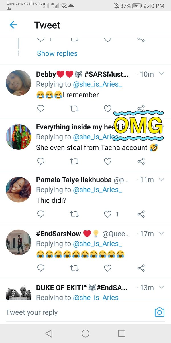 @floxybabyy @thic_didi Swears.. The karma came so quick ooo Lol.. So she be thief @thic_didi. 🤣🤣🤣. They are dragging Didi one side They are dragging Lilian afegbai and her mother one side... Karma is real #EndSARS https://t.co/yh0YtzPwV7