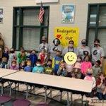 Image for the Tweet beginning: Kindergarten students LOVE our CMCSI