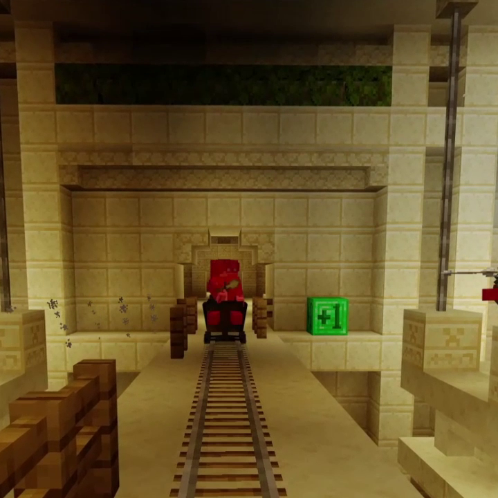 ICYMI on @MinecraftMarket: 'Zombie Cart: Pharaoh's Revenge by Goe-Cart'. Don't worry, the zombies don't bite – just keep your hands inside the cart at all times! Jump on board and take a ride; how far can you make it into the deep unknown? ↣ redsto.ne/zombiecart ↢