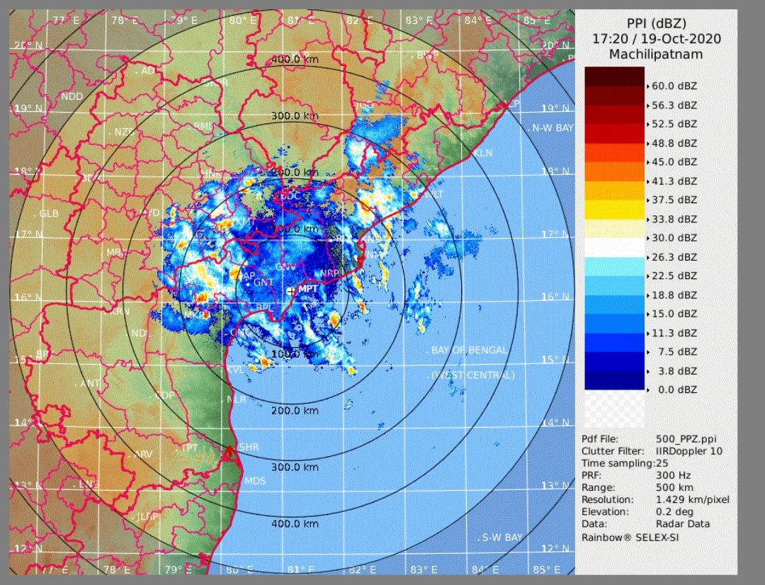 Possibility of heavy rains over the city in the next 3 hours - @GHMCOnline sends out an alert for #HyderabadFloods