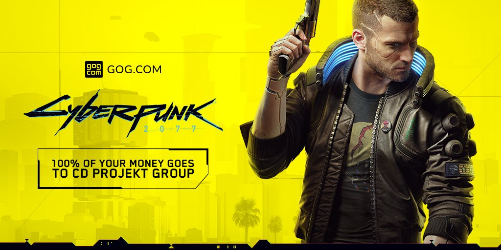 October 19th, 2020 - also known as 'only one month left before #Cyberpunk2077 release!!' 🤘😆🤘   Since we're not yet able to enter Night City, check out our article where we've gathered all the important stuff about the game in one place 💜  👉  https://t.co/OFBnfEbtn0 https://t.co/9odsb5S412