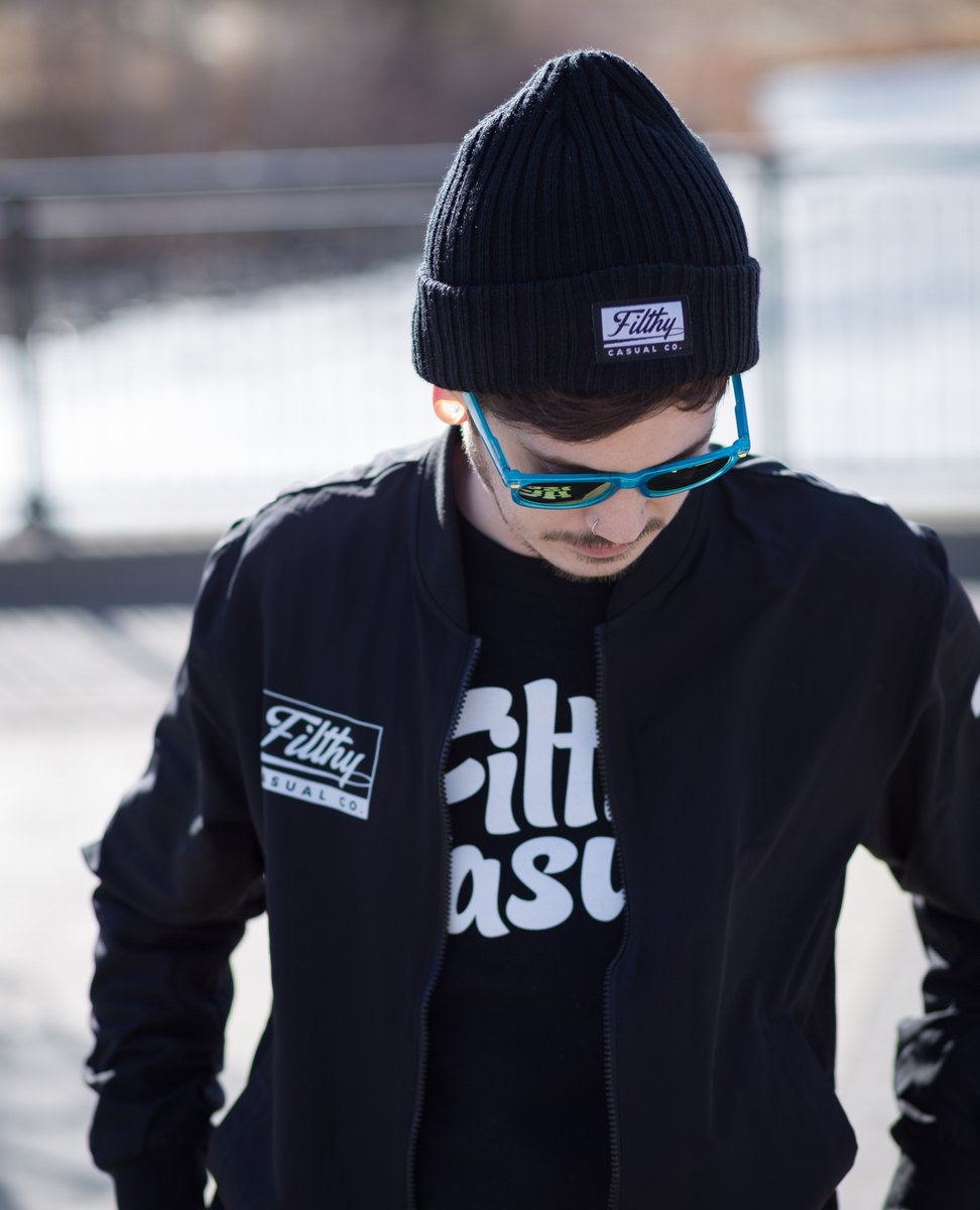 Shred Beanie filthycasual.com/collections/ha…