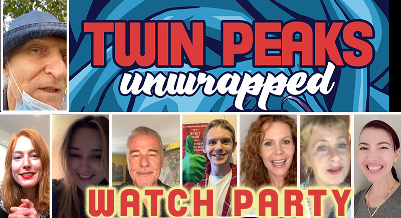 This is your week to be a part of the  #TwinPeaks #FridayNight #WatchParty!!!   7 pm ET - Pre-show: Behind the scenes of Part 15 & 16 8 pm - Part 17 9 pm - Part 18  And a video message from a Twin Peaks actor!  Join the private party: https://t.co/TM9bevAbqG https://t.co/Nar3W8Xo0h