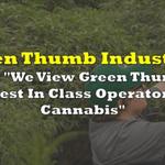 "Image for the Tweet beginning: Stifel: ""We View Green Thumb"