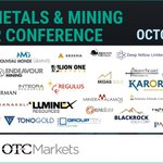 Image for the Tweet beginning: Day 3 of Global Metals