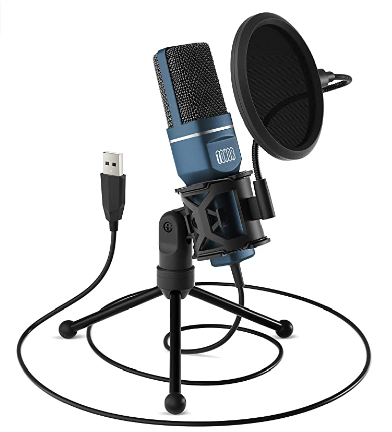 #USB #Microphone with #Tripod #Stand - #Gaming, #Podcast, #LiveStreaming, #YouTube #Recording  🎮🕹️👾🎧🎙️⌨️🖱️  $27.99(save $18 from $45.99)  #playstation #gamer #videogames #fortnite #cod #happy #youtuber #twitch #epic #xbox #streamer #love #kids  wanna https://t.co/tk99PCnUdG https://t.co/IHtgfGva2W
