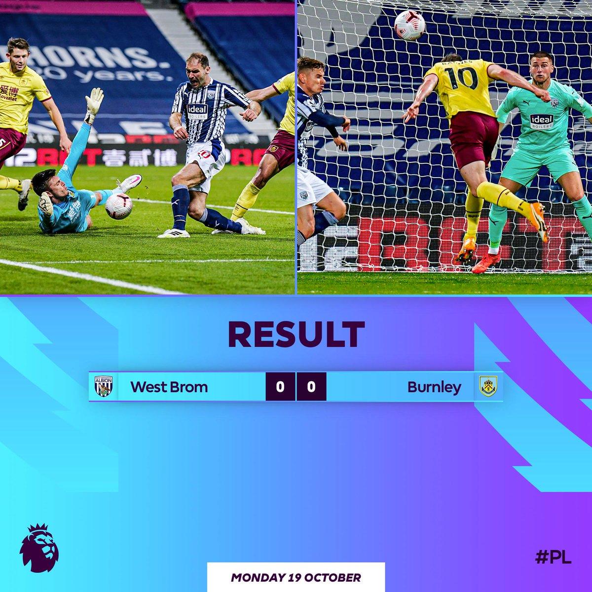 West Bromwich Albion-Burnley