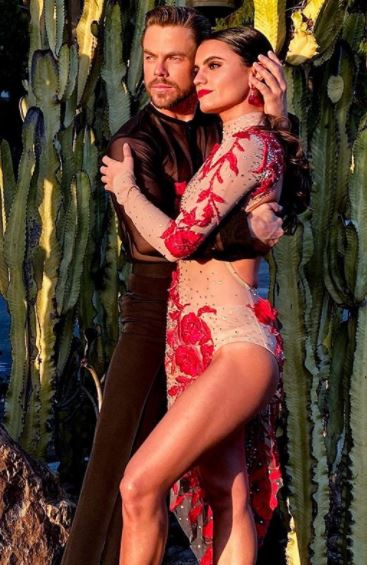 Excited to see #DayleyDance.   Tonight @Dance10Hayley Erbert and @DerekHough will perform on @DancingABC.  Looking forward to seeing a #PasoDoble from this stunning, talented couple! https://t.co/jtgQESDjgN