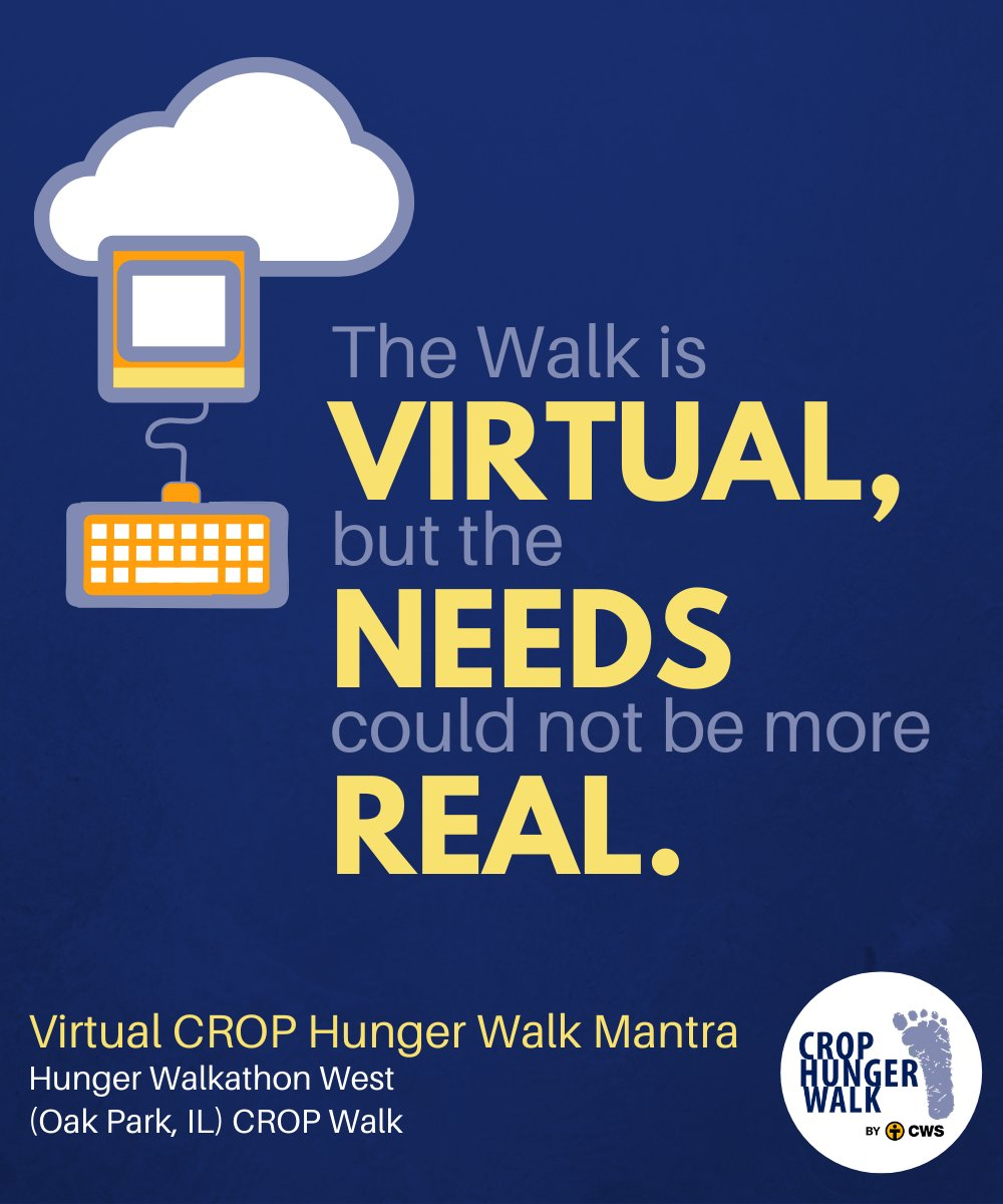 With your commitment to #endhungernow you made a difference in our #CROPHungerWalk in 2020. We can now report we have raised $100,000 this year, the largest ever. Thank you to one and to all who helped in this endeavor #oakpark #forestpark @CWS_global   https://t.co/vrDZgR29Wc https://t.co/c5TCLTgt06