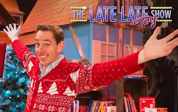 Late Late Toy Show '100% happening', according to host Ryan Tubridy - https://t.co/hEum5R65ih https://t.co/BdcEmqzQ8r