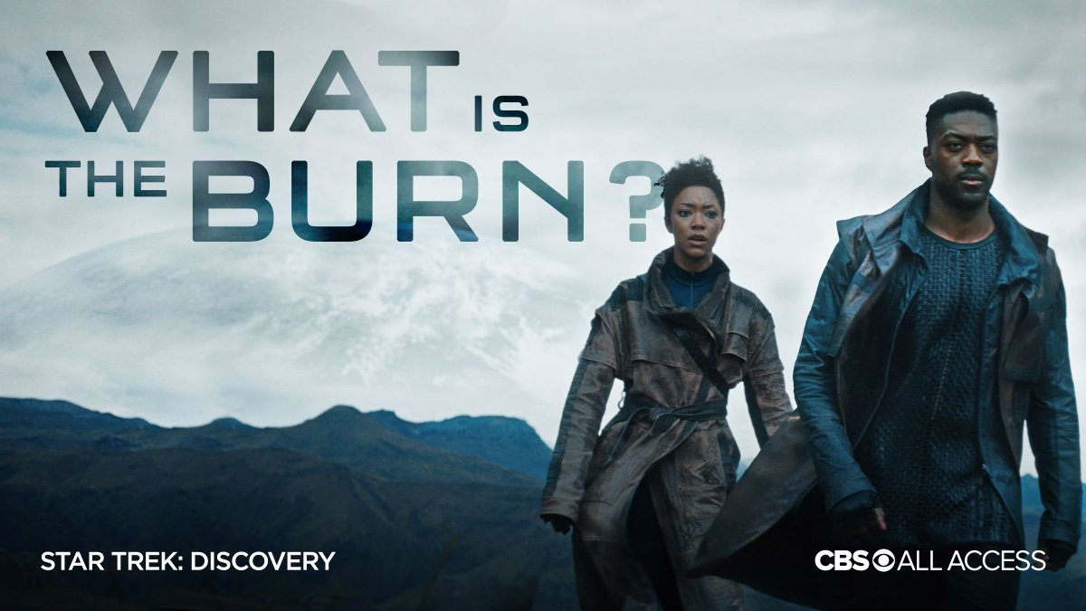 Theory time! What do you think caused the burn? #StarTrekDiscovery https://t.co/dpVcNnTJ66