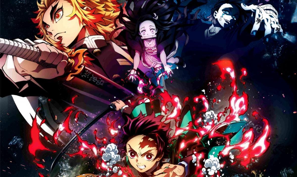 La primera película de #DemonSlayer (Kimetsu no Yaiba) rompe récords de taquilla en su estreno: https://t.co/prgWlZinzx https://t.co/1bxfsk0UFk