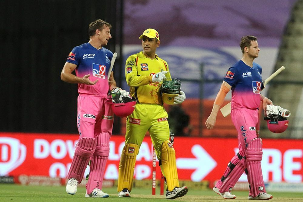 @ChennaiIPL #skipper @msdhoni  on Monday said the youngsters in his squad did not show the spark needed to break into the playing XI at the expense of the veterans. https://t.co/6Gbr1NwEjz @rajasthanroyals @IPL @SPFleming7 @BCCI #cricket #AbuDhabi @faf1307 #Sharjah #Dubai https://t.co/b84UUOnUFl