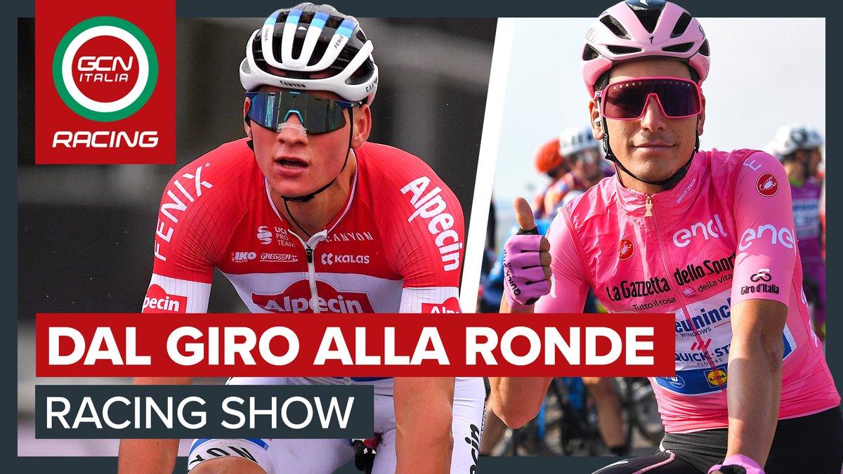 In questo show parliamo della seconda settimana del Giro d'Italia, del giro delle Fiandre, della Scheldeprijs, del ciclocross e come sempre dei trasferimenti.   Guardatelo su GCN Italia Racing ed iscrivetevi al canale!   https://t.co/vS2nPJLngt https://t.co/9oCAuW81DZ