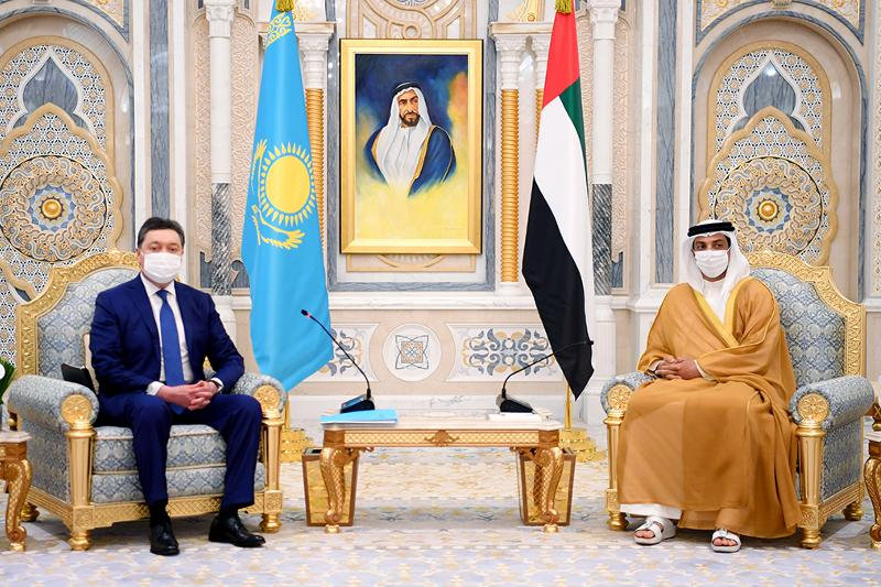 Investment projects for $ 6.1 billion agreed between Kazakhstan and the UAE #uae #mining #dubai #unitedarabemirates #abudhabi #investment #energy #middleeast #projects #logistics #agro #petrochemical #gas #transport #oil #cag #centralasia #oilandgas #finance https://t.co/E1pV3H8eFC