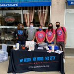 Over the last two weeks, #Cubs associates made an impact in our community by helping Chicagoans register to vote in the Chatham, South Shore, Little Village and Bronzeville neighborhoods, in conjunction with @mbmhmc.  Make sure you are #VoteReady: https://t.co/wLABX9esde
