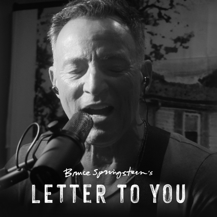 Bruce Springsteen's #LetterToYou is on the way. Go behind the music in this new documentary as @Springsteen and The E Street Band record together live for the first time since Born In The U.S.A. Arriving October 23 on Apple TV+: https://t.co/5u2Y457dYH https://t.co/MdID1tcRGV