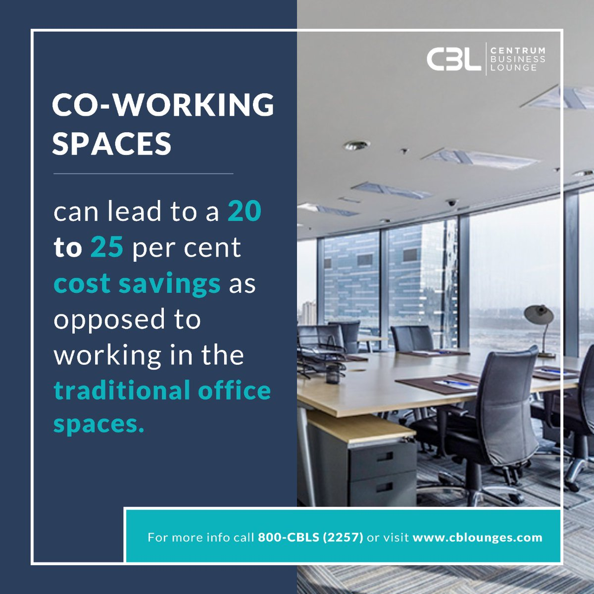 Coworking fact of the day!  For more info : 📞Call 800-CBLS(2257) 🌐Visit https://t.co/gx1yJGVYgJ  #lounge #businesslounge #loungespace #eventspace #eventspaces #venuewithaview #dubai #abudhabi #cblounges #coworkingspace #coworking #coworkinglife #meetingroom #servicedoffice https://t.co/OkuHQktS2j