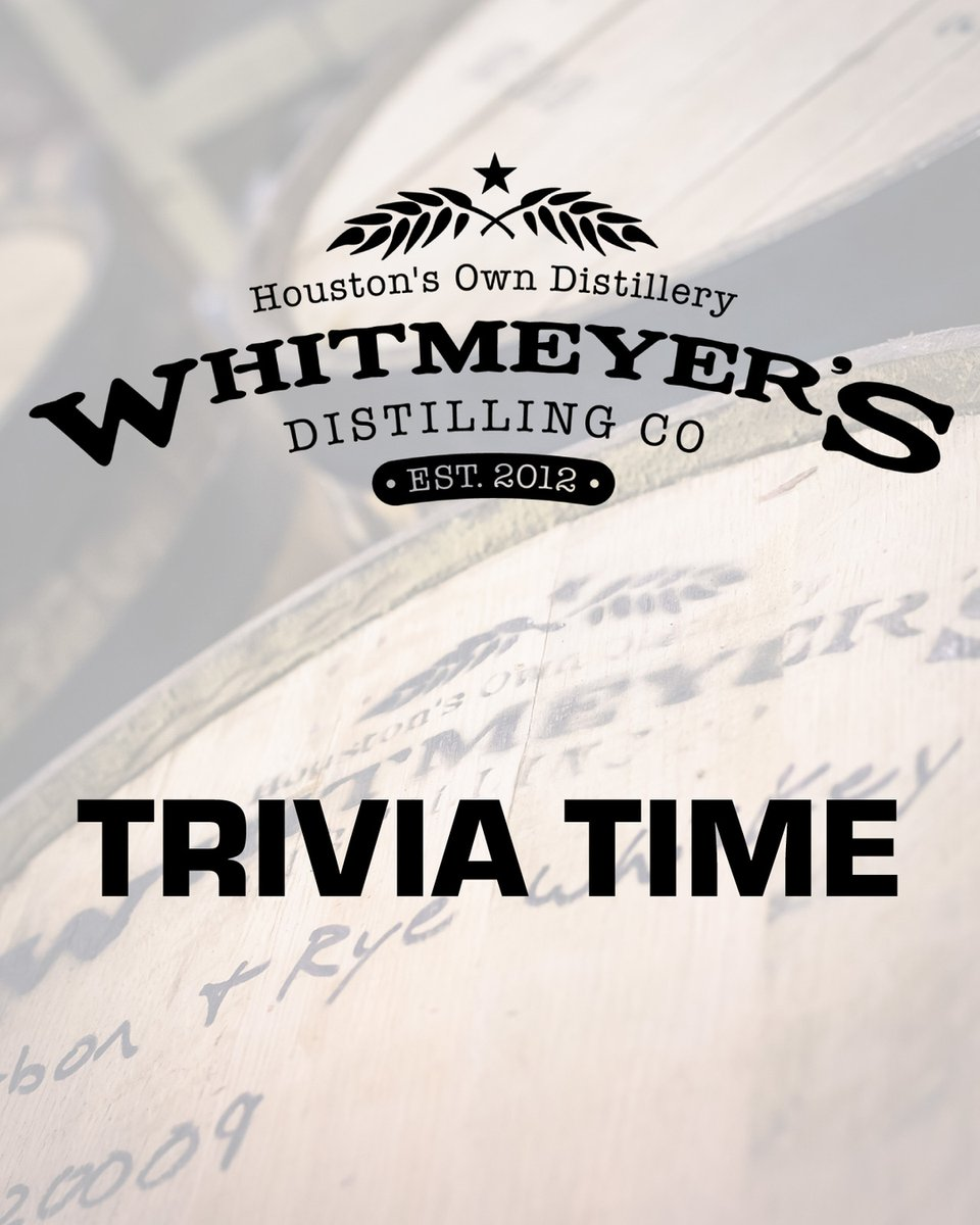 By act of Congress, bourbon is the official distilled spirit of the U.S.  In what year was this act passed? ( No Googling)   The Distillery Tasting Room is open for retail sales Only Monday - Friday 10am - 9pm Saturday 12pm - 9pm  #distilling #distillery #tastingroom #buylocal #w https://t.co/CsWYxy6ViD