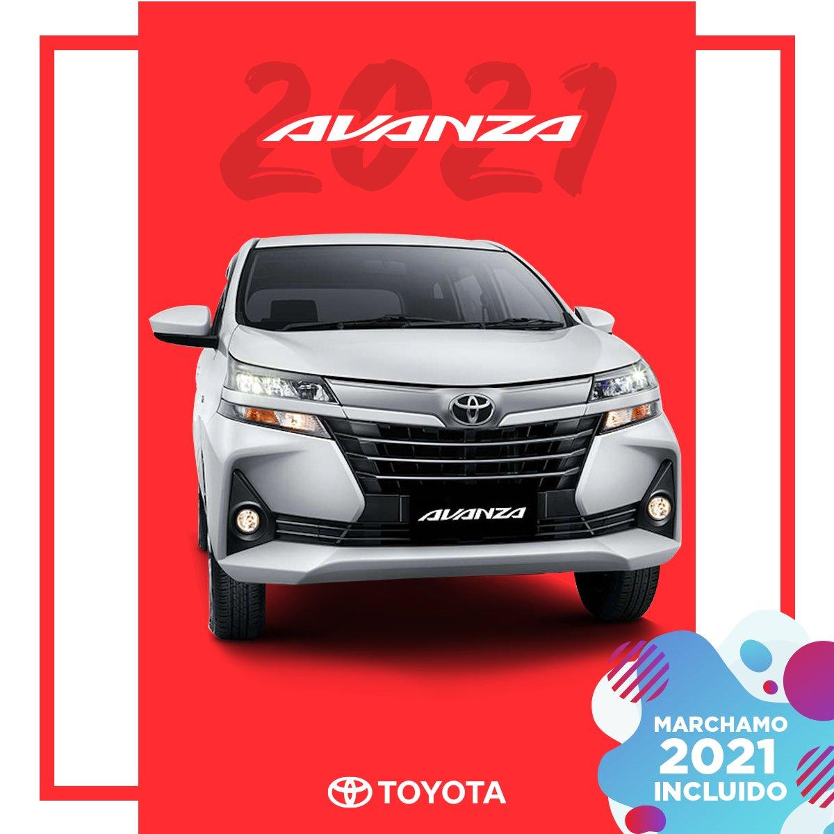 Toyota Avanza es un minivan cómodo por dentro y moderno por fuera. Por si fuera poco viene con marchamo 2021  incluido.   Conocelo en: https://t.co/zSeNRIGXkv  #toyota #avanza. https://t.co/zjFhKFK2X2