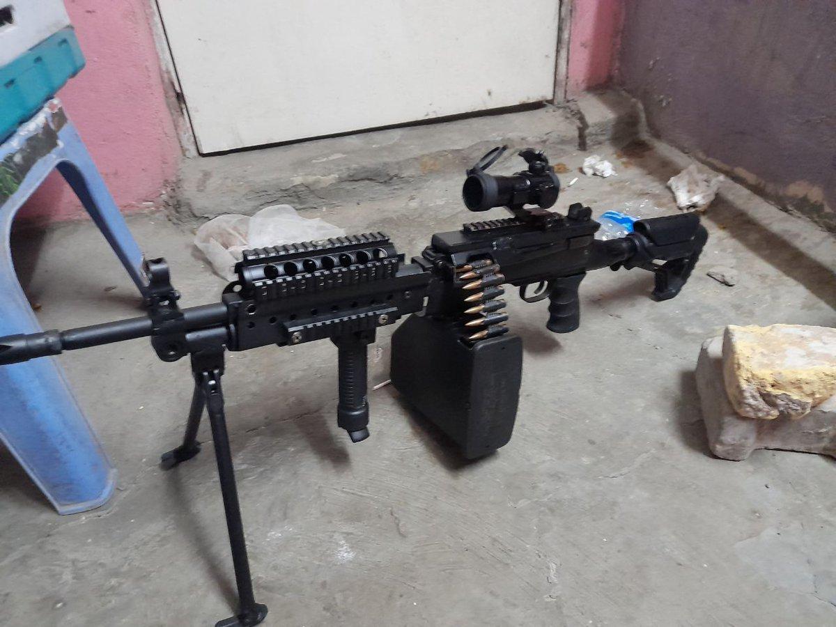 If you felt like you were missing the Iraqi RPD-M249, here you go. https://t.co/S9RTp5n3az