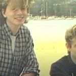 Image for the Tweet beginning: John & Roger doing an