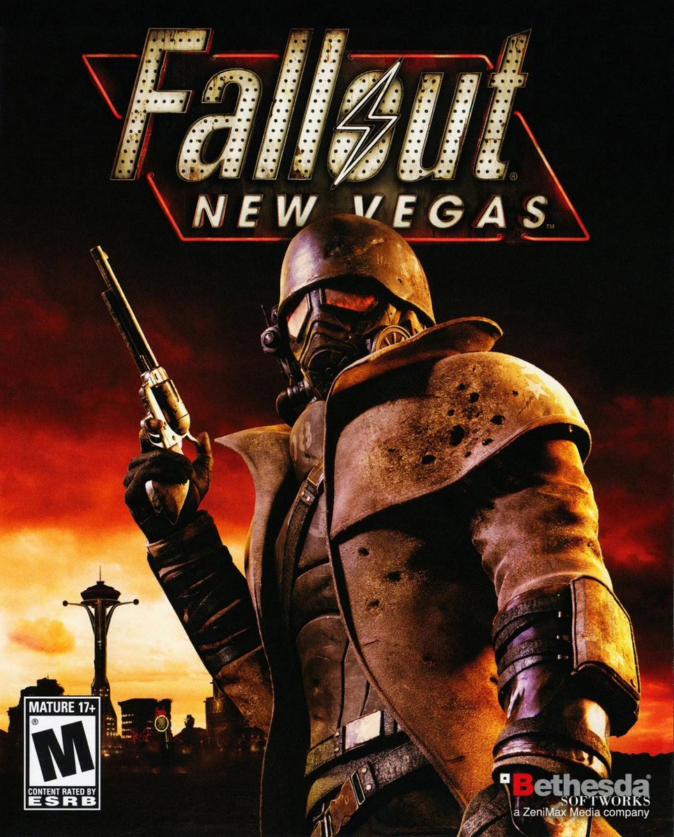 10 years ago today Fallout New Vegas came out and I must say this game was a solid 10 out of 10.