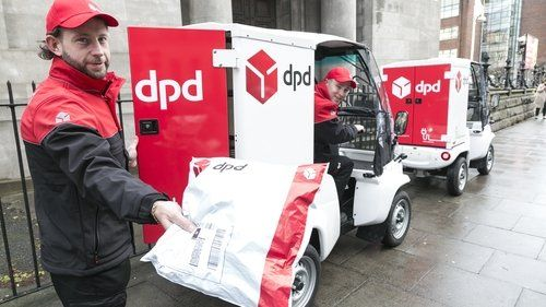 DPD Ireland to create 700 jobs as deliveries soar https://t.co/C7lHj5w1hz via @rte https://t.co/NqISk1FfNS