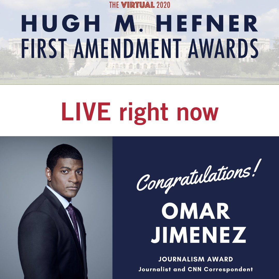 https://t.co/PucLIYsnWr Congratulations @OmarJimenez https://t.co/df3AVcrDCe