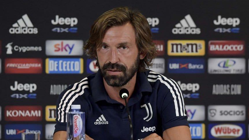 """#Pirlo 🇮🇹 (DT Juventus) sobre Dybala 🇦🇷  """"Hablé con Paulo. Estaba un poco enojado porque no vino el sábado, viene de tres meses de inactividad. Lo llevé a Crotone para darle minutos de juego, pero luego éramos 10 y no pude meterlo. Está disponible para mañana (vs Dinamo Kiev 🇺🇦)"""