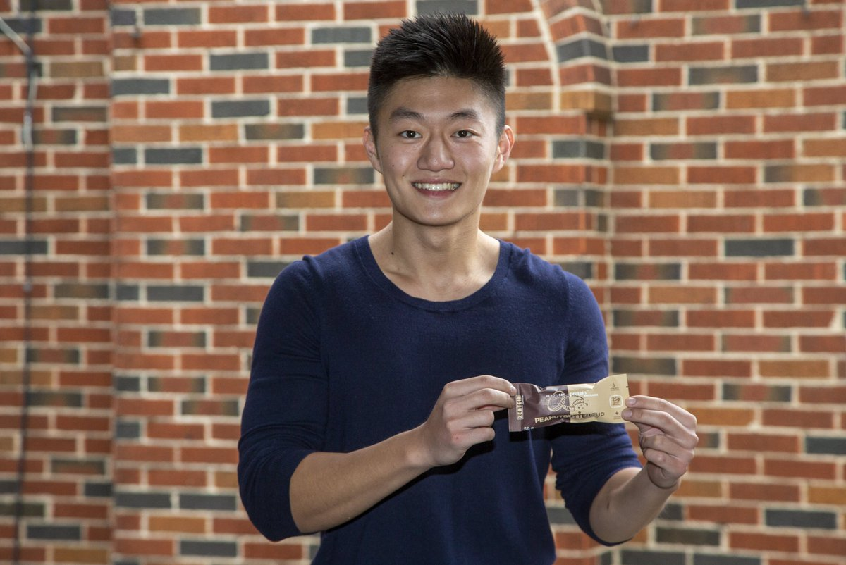 Startup program helps @WesternU student launch protein bar company tinyurl.com/y484w4c8 #ldnont