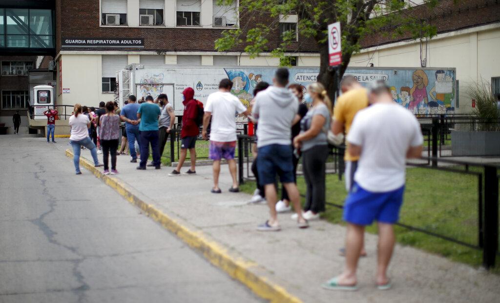 test Twitter Media - #ULTIMAHORA Ministerio de Salud de Argentina informa que el país sudamericano superó el millón de casos de COVID-19. Vía. AP https://t.co/PSEhrbGFAX