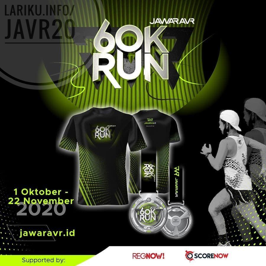 JawaraVR 60K Run • 2020