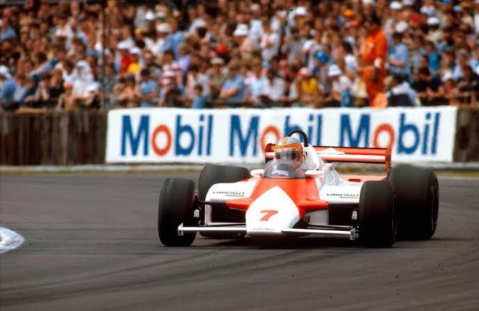 @LBraking John Watson, British Grand Prix, Silverstone 1981 #watson #britishgp #mclaren #silverstone #f1 🇬🇧 https://t.co/tAVyZb6N84