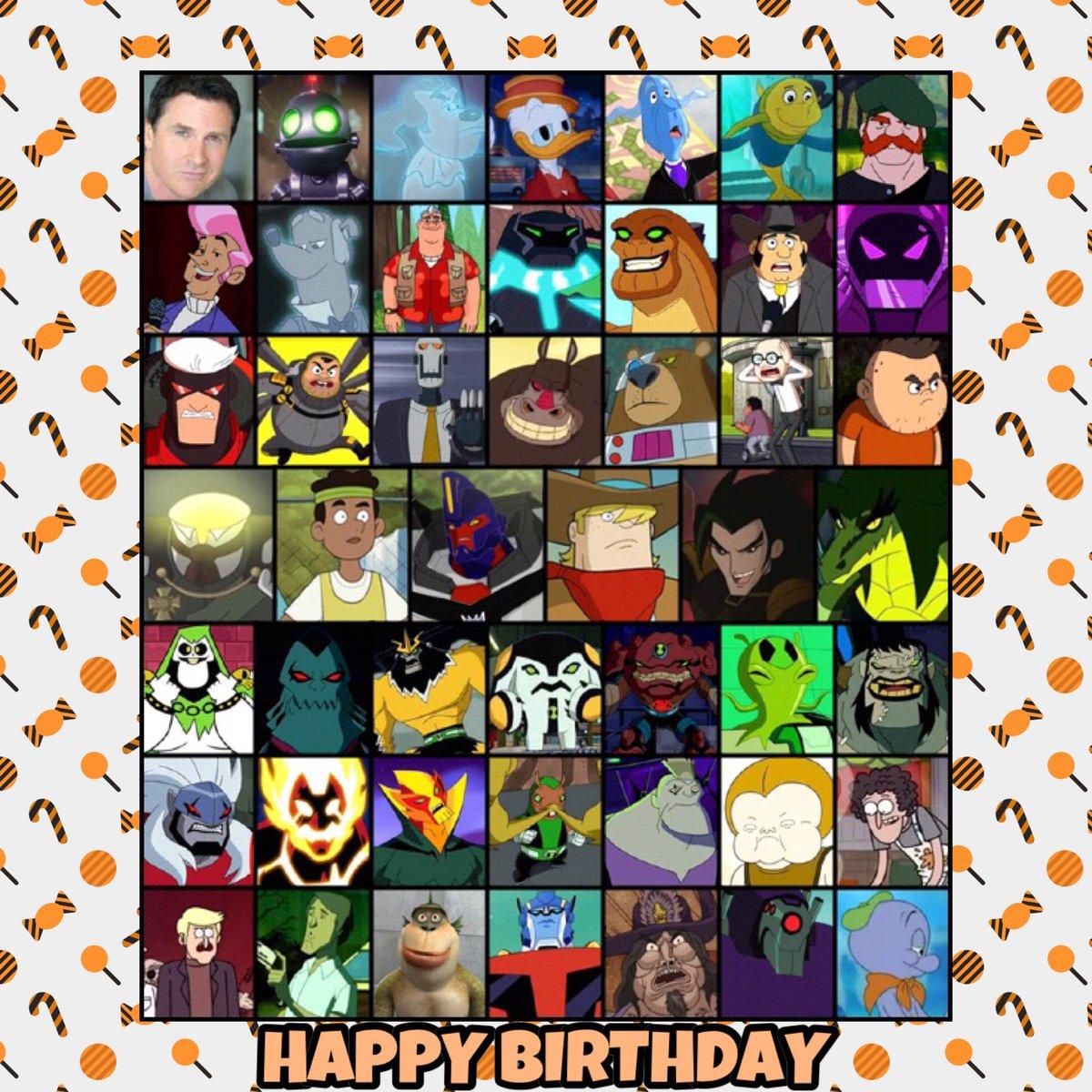 Happy B-Day to @dkayevo  🎊💯🙌🏼🎉🥳🎁🎂🎈#actors #happybirthday #celebration #Ben10 #Transformers #TomandJerryTales #GreenEggsAndHam #ScoobyDoo #DavidKaye https://t.co/eYRkeuy7VX