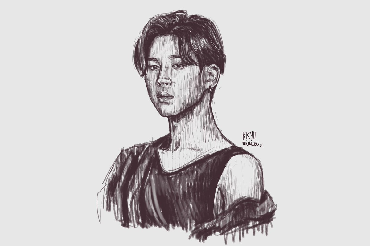 he knows he's sexc 😳 #jimin #btsfanart #BTS_BE https://t.co/wGV05OslL2