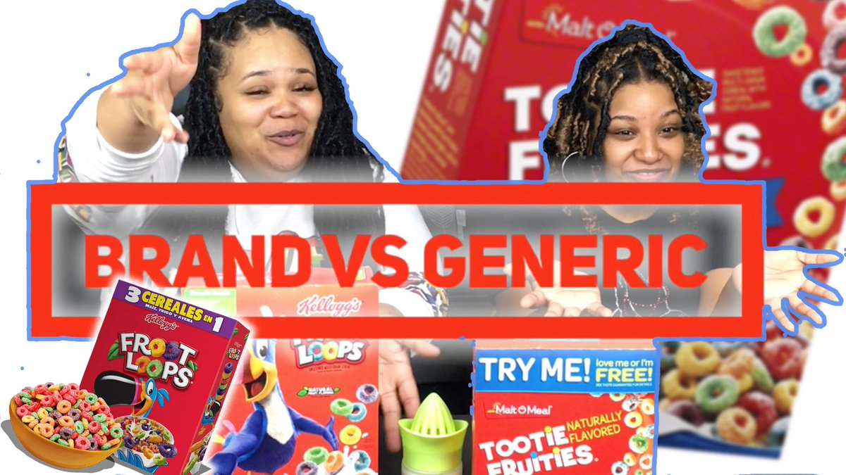 Back at it with another video!!  https://t.co/dye32Cv5cV  #FrootLoops #Kelloggs #cereal #MaltOMeal #breakfast #foodreview #foodblog #foodvlog #dollartree #youtube #mukbang #NaughtieNuggetz https://t.co/0OhJXR8pDn