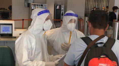 Covid19, salgono a 7 i Paesi a rischio, nasce la test area all'aeroporto di Palermo - https://t.co/kWjdHUBkXZ #blogsicilianotizie