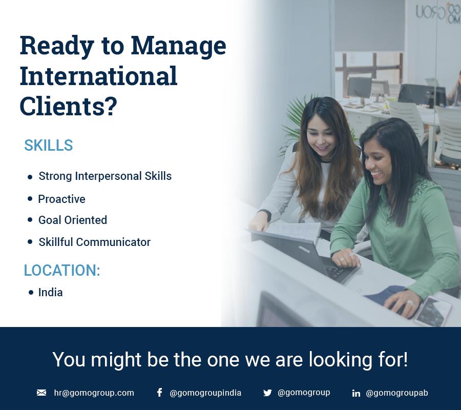 #hiring #hiringnow #jobseekers #jobsearch #jobopportunity #GOMOGroup #GrowingWithGOMO #ExcellingAtGOMO #SuccessIsGOMO #LifeatGOMO #buildingthefuture https://t.co/GkPQjTCBfK