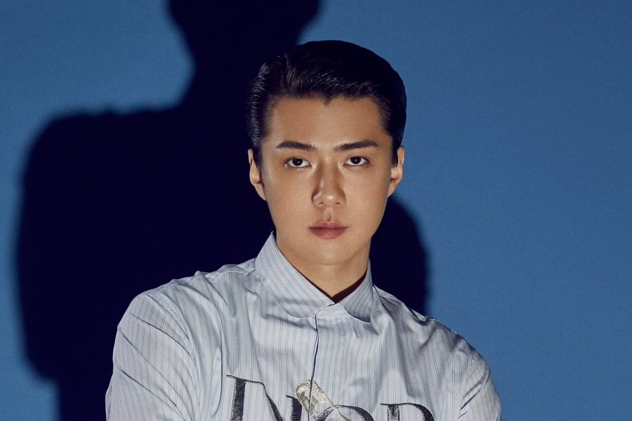 #EXO's #Sehun Becomes The New Face Of Dior Men + Talks About His Fashion Sense https://t.co/QXOqpPBsQ3 https://t.co/aWiFC7AHvo