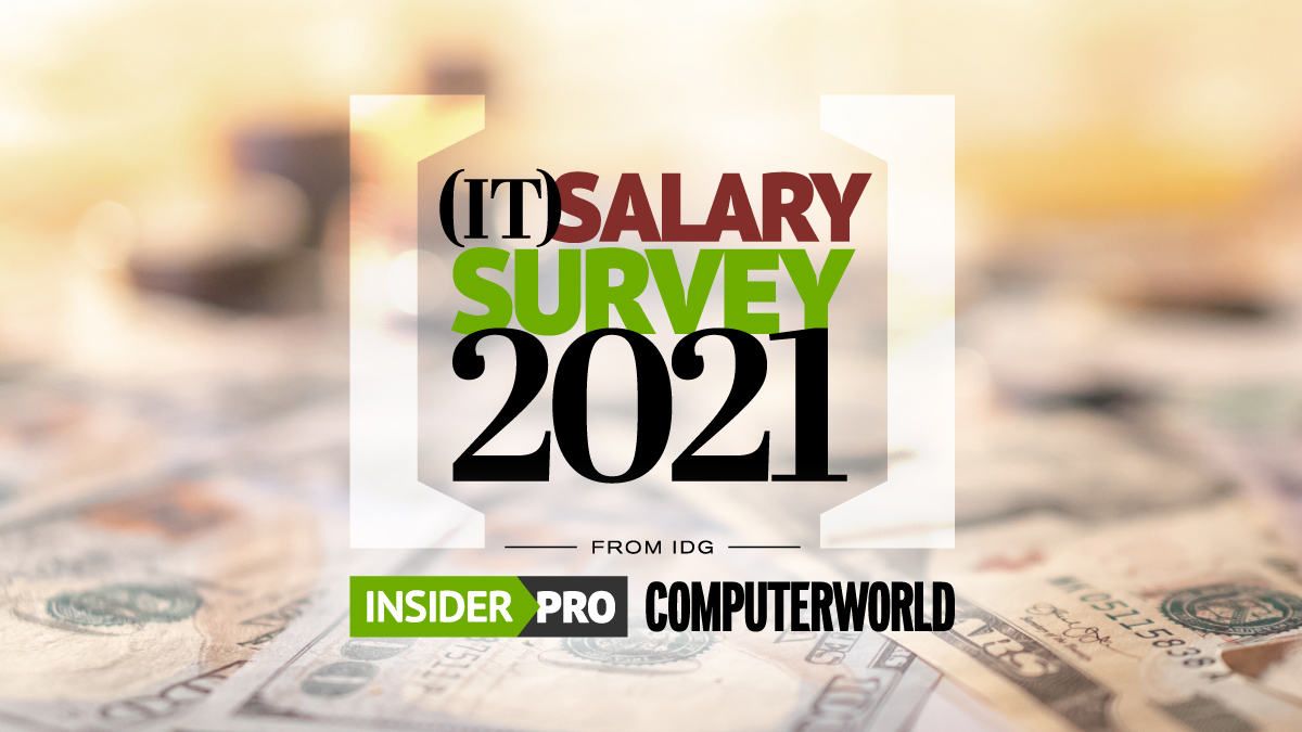 Curious to know how IT salaries are trending? Take the 2021 IT Salary Survey from Computerworld and Insider Pro (it takes 15 minutes) to help us build the report. You'll also be entered to win one of three $500 cash prizes. #ITSalarySurvey https://t.co/Ej066nmc7m https://t.co/efi8PZCdTw