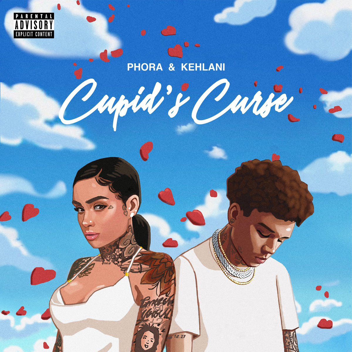 """New song.. """"Cupid's Curse"""" ft. Kehlani Drops this Thursday 9PM PST"""