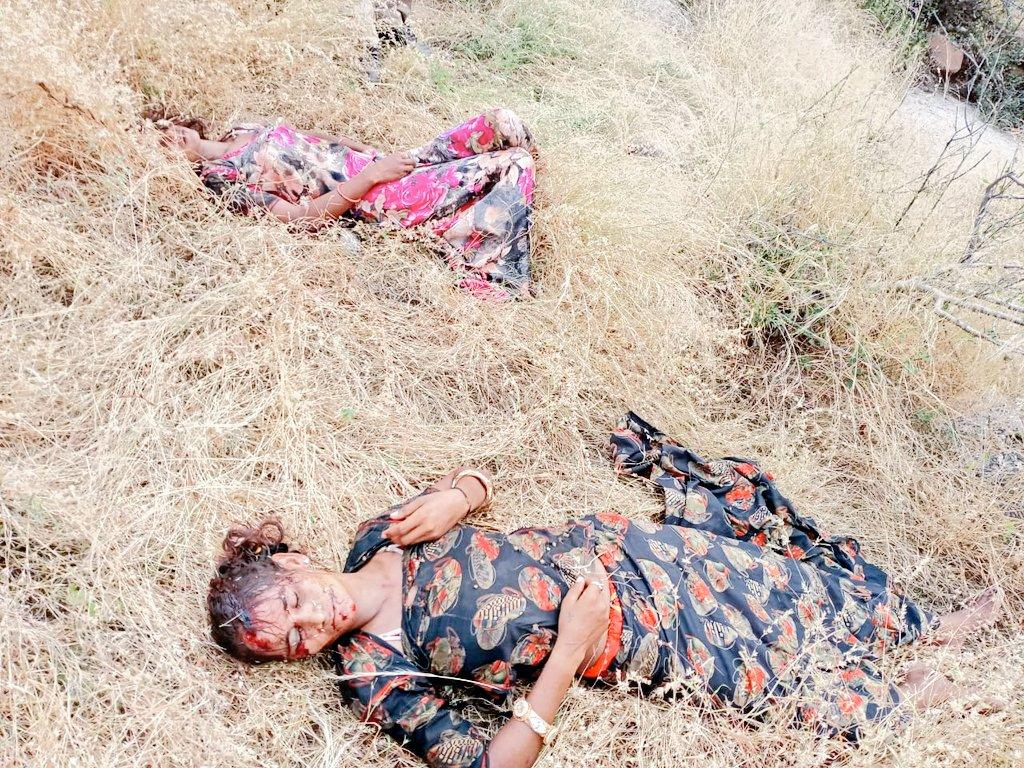 राजस्थान: जालोर में घर से अगवा कर दो नाबालिग लड़कियों के साथ 6 आरोपियों ने किया #गैंगरेप  मैं जानना चाहता हूं, की @RahulGandhi @aajtak @ndtvindia कब जालोर जायेंगे ? https://t.co/kt5hAyK3Cb